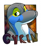 Cyrin Badge