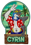 Cyrin WAFF 2017 Badge