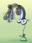 Balloon animal TF