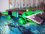 Banzai/ToyQuest Alligator