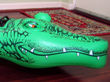 Intex Giant Alligator