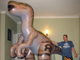 Jets Velociraptor (13ft version)