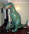"Jets T-Rex (34"" and 114"")"