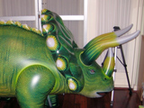 Jets Triceratops (10ft version)